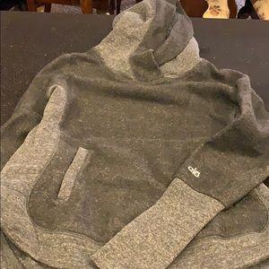 Alo yoga hoodie size small